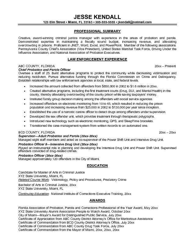 Humanitarian parole cover letter cover letter parole cover letter probation and officer altavistaventures Image collections
