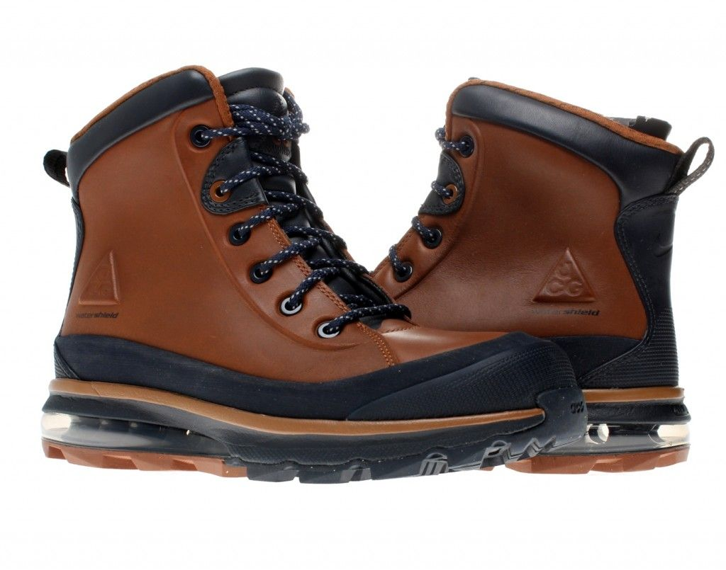 Brown Acg Nike Boots For Men Collection