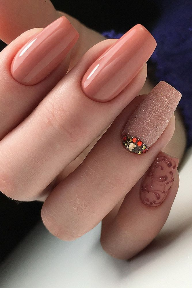 30 Perfect Bridal Nails Art Designs