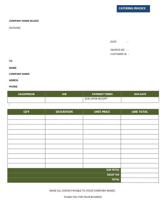 word quotation template