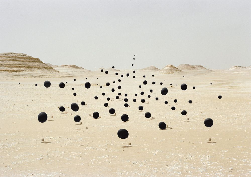Andrea Galvani © 2006-2008, Death of an image #12 C-print mounted on aluminum dibond, 128 x 180 cm // 50.4 x 70.9 inches, framed Courtesy of the artist and Meulensteen Gallery, New York