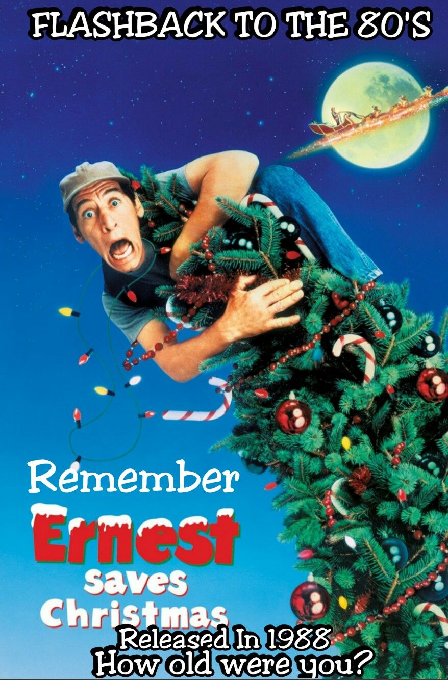 Pin by dia on DEC FB2T80S MOVIES Ernest saves christmas