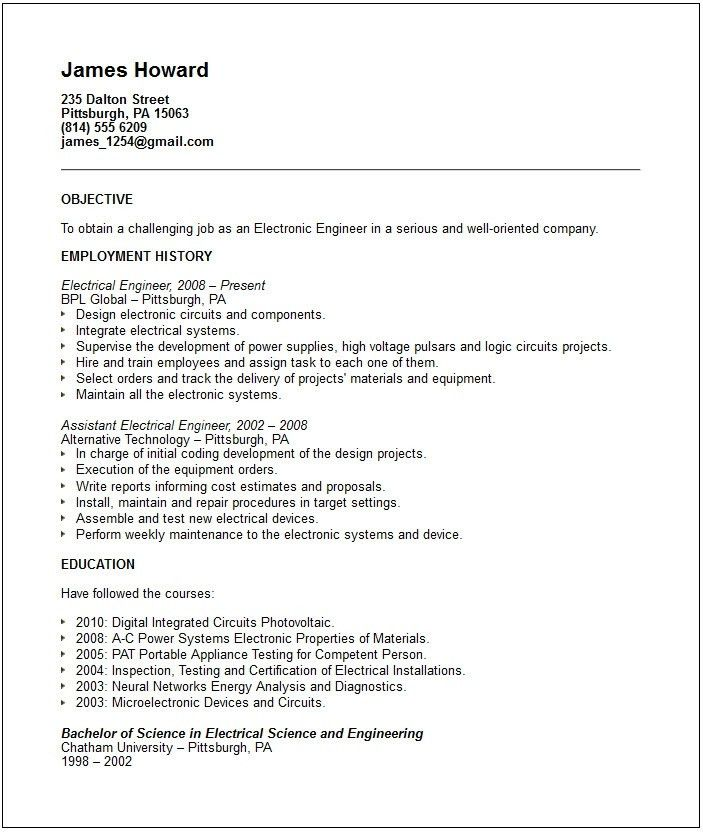 resume examples engineering env 1198748 resume cloud