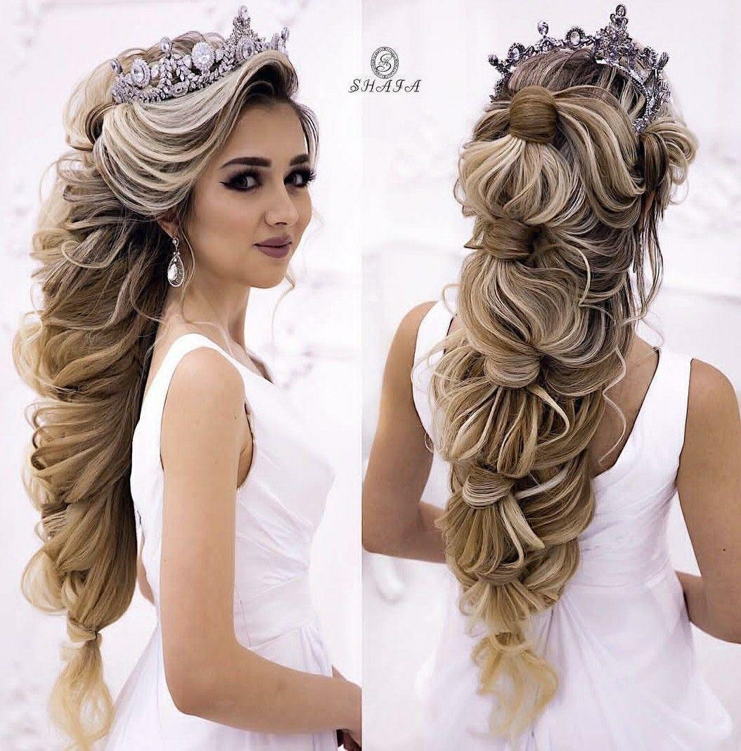 Shafa Studio Hair Styles Wedding Hairstyles For Women Diy Ponytail Hairstyles