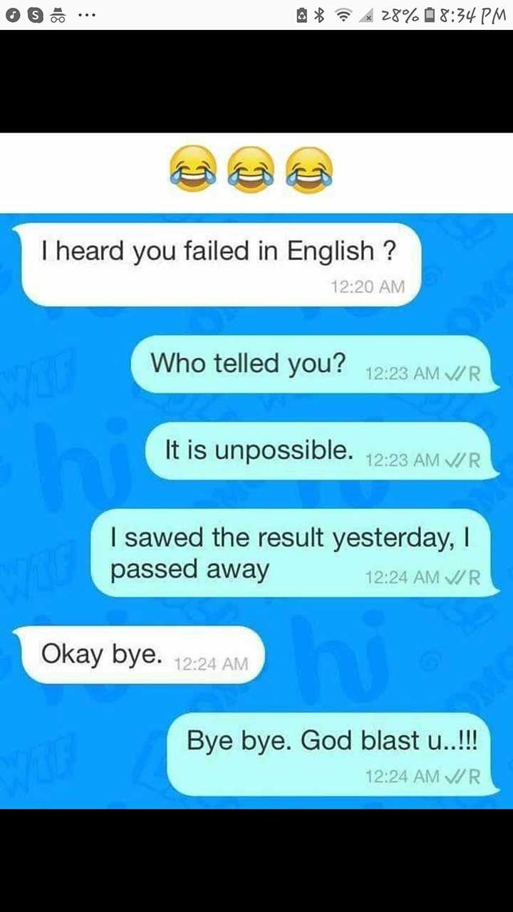 20 Funniest Text Conversations From This Week That Will Make You Laugh Your Freaking Head Off – JustViral.Net