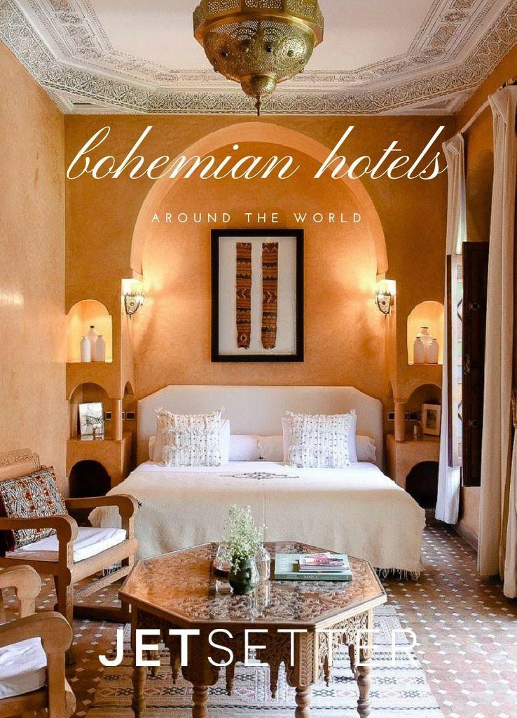 7 Top Bohemian Hotels for the Gypset | Jetsetter.com