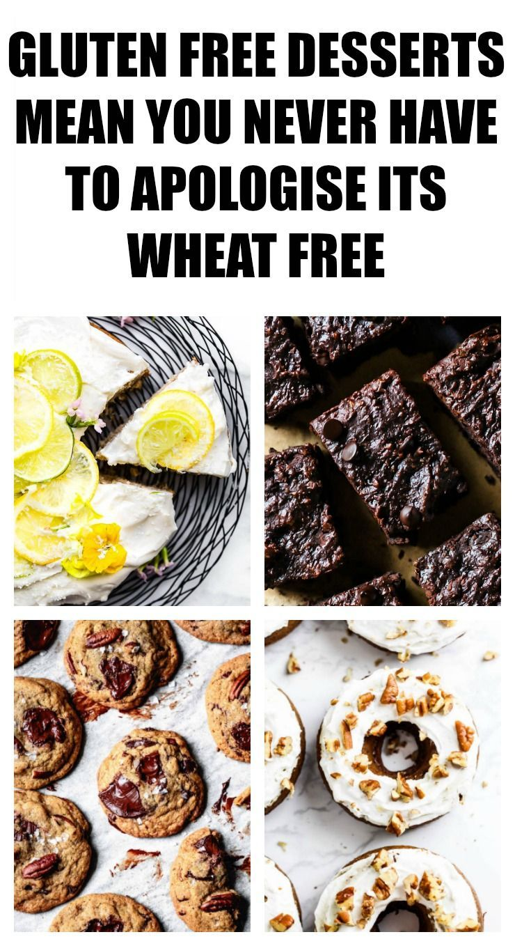 Gluten Free Recipes Mean You Never Have To Apologise Its Wheat Free