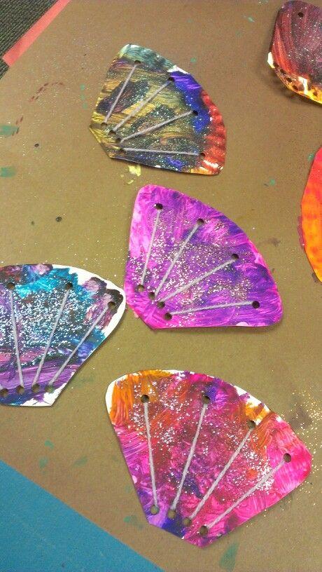 Underwater Crafts on Seashell Animal Craft Idea For Kids