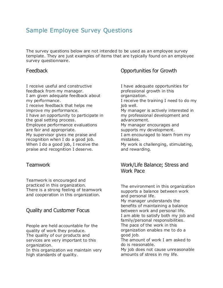 Training Survey Template - Eliolera - training survey template