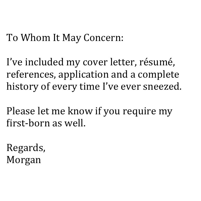 How To Write A Cover Letter Online Application 2017 Free Online - free cover letter creator
