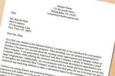 Wharton Cover Letters Cover Letter Samples Wharton Mba Career - define cover letter
