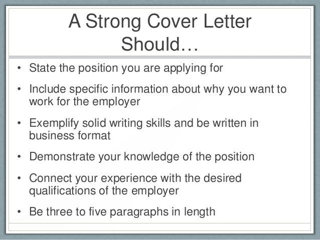 What A Cover Letter Should Include Download What To Include In - what should a cover letter contain