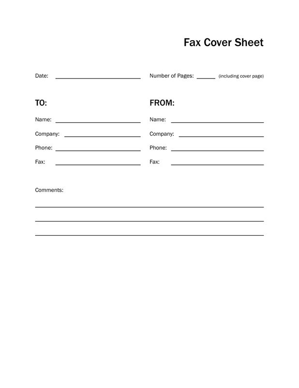 Fax Cover Page Templates Fax Covers Officecom, Fax Covers - cute fax cover sheet