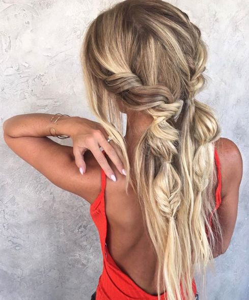 """Braids for Summer ☀️ 
