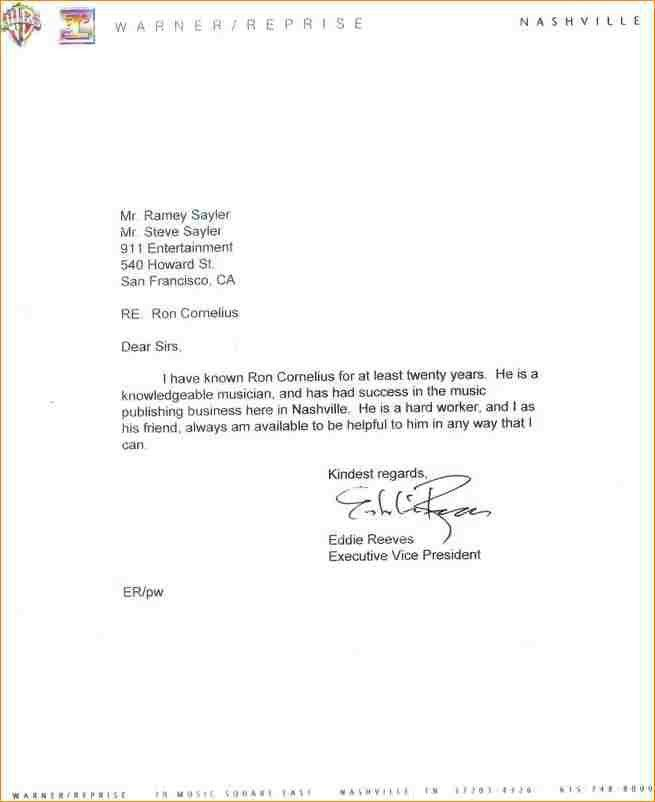 Format Letter Of Reference Reference Letter Template 37 Free - format for letter of reference