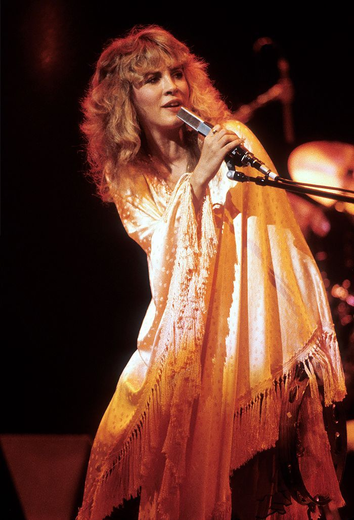 8 Timeless Stevie Nicks Outfits We'd Still Wear Today (and Not for Fancy Dress)