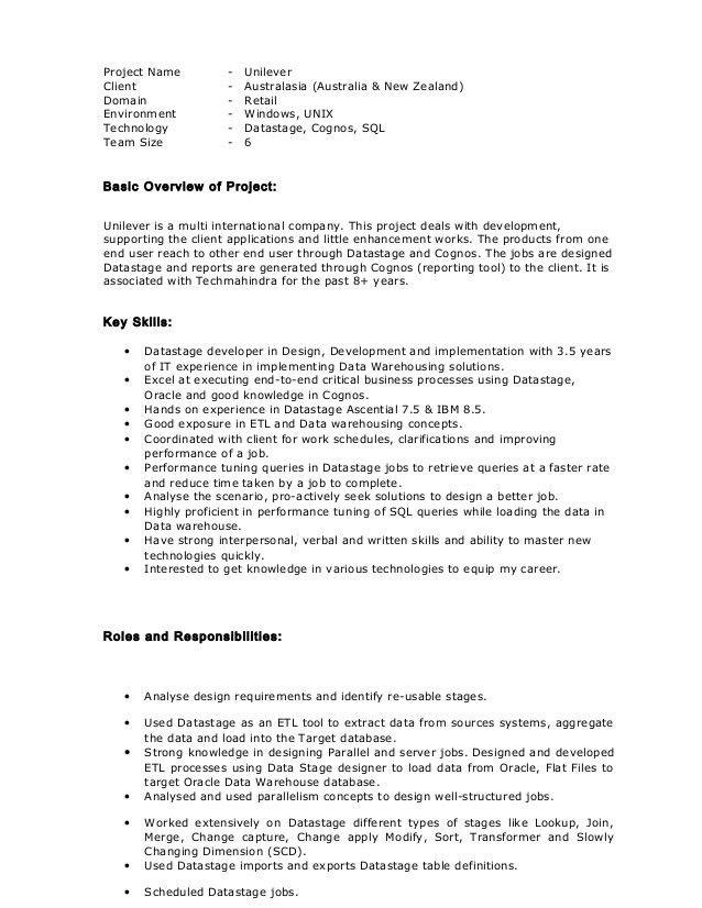 data warehouse resume olga klimova data warehouse resume olga