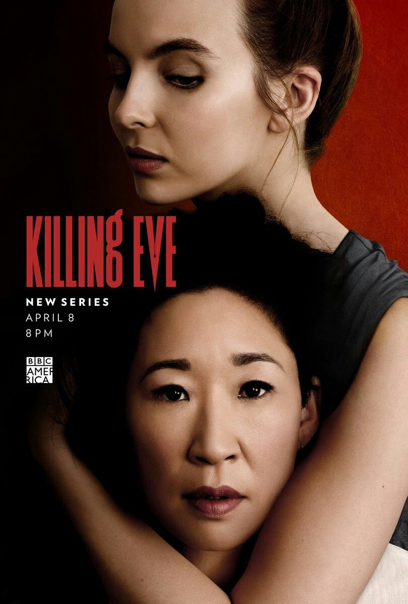 Killing Eve (2018) I'm in episode One as Nurse