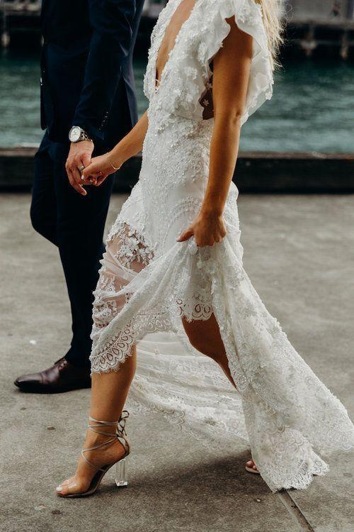 Bridal designer is Christie Nicole Bridal featured on LOVE FIND CO. #weddingdress