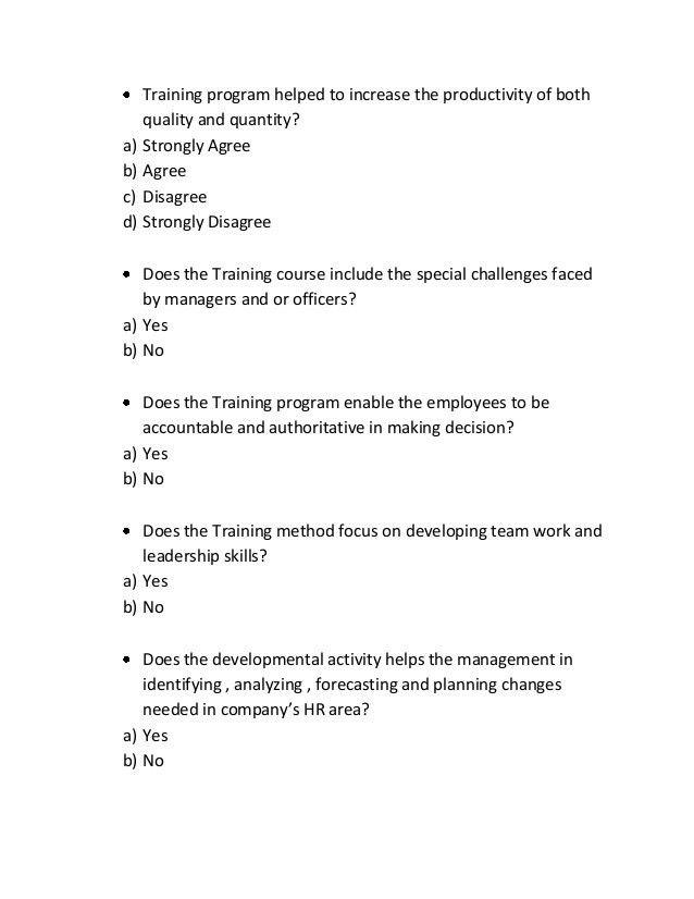 Survey Question Template survey questions template u2013 10+ free - training survey template