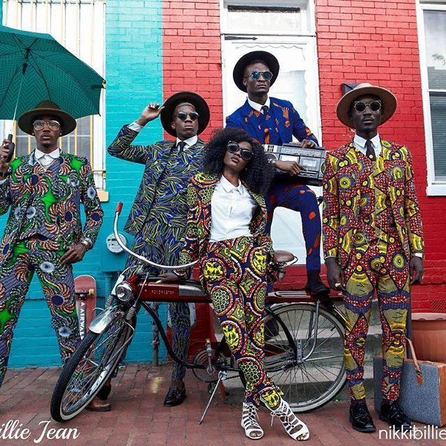 Ankara fashion #gentlemen #mensfashion #africanprints