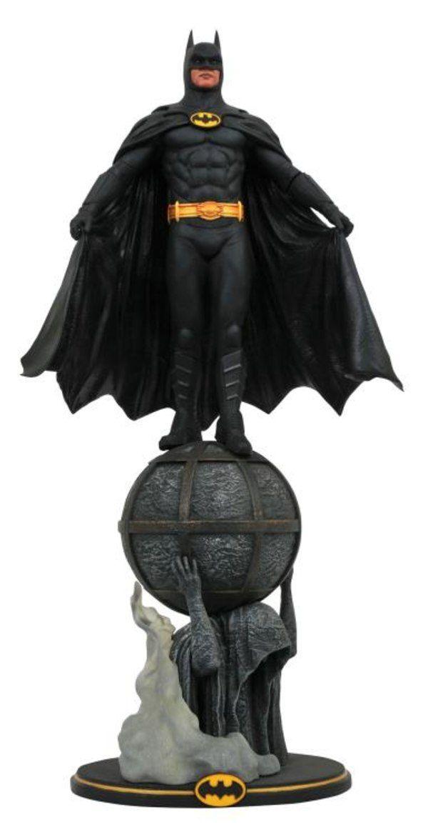 Batman (1989) Gallery Batman Statue From DST