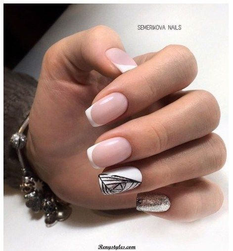 40 Very impressive collection of nails 2018 – Reny styles
