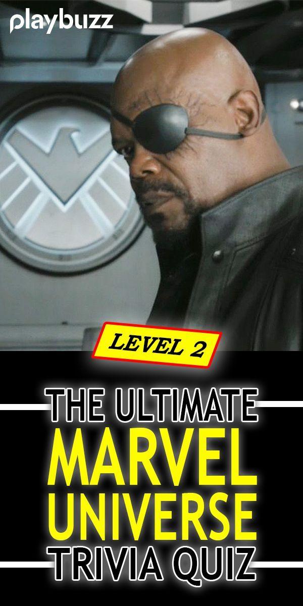 The Ultimate Marvel Universe Trivia Quiz - Level 2