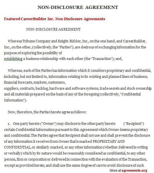 employee training contract sample templatebillybullock - sample employee confidentiality agreement