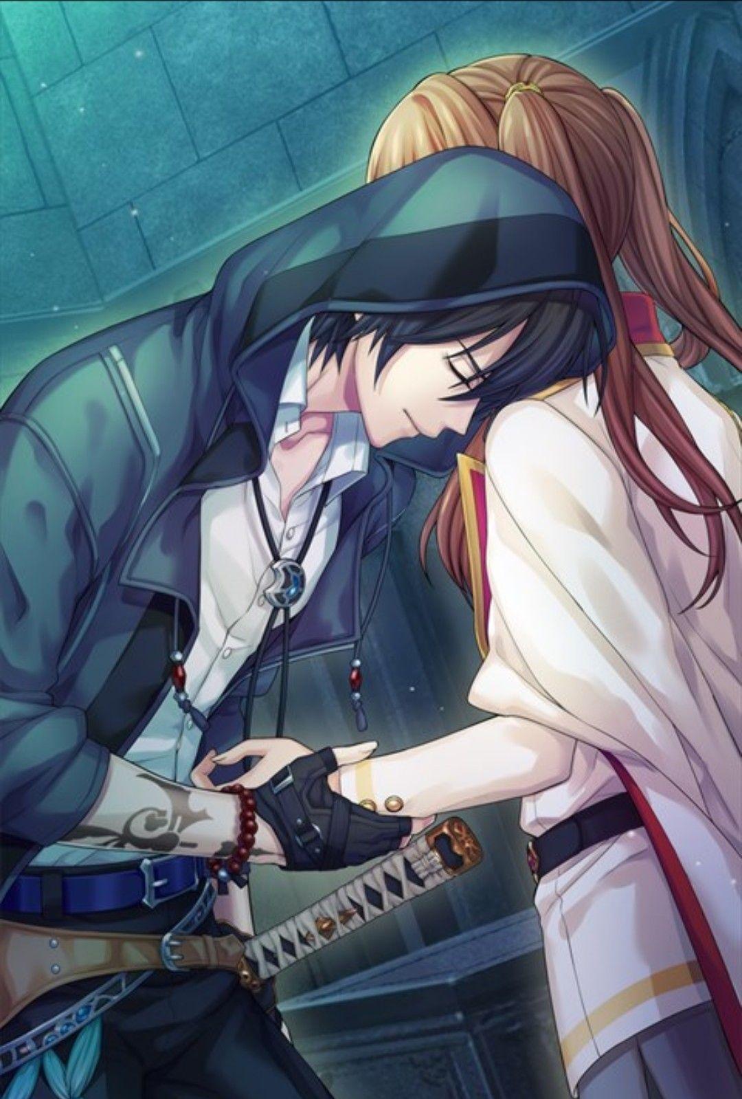 Shall We Date Wizardess Heart + Character(s) Hiro