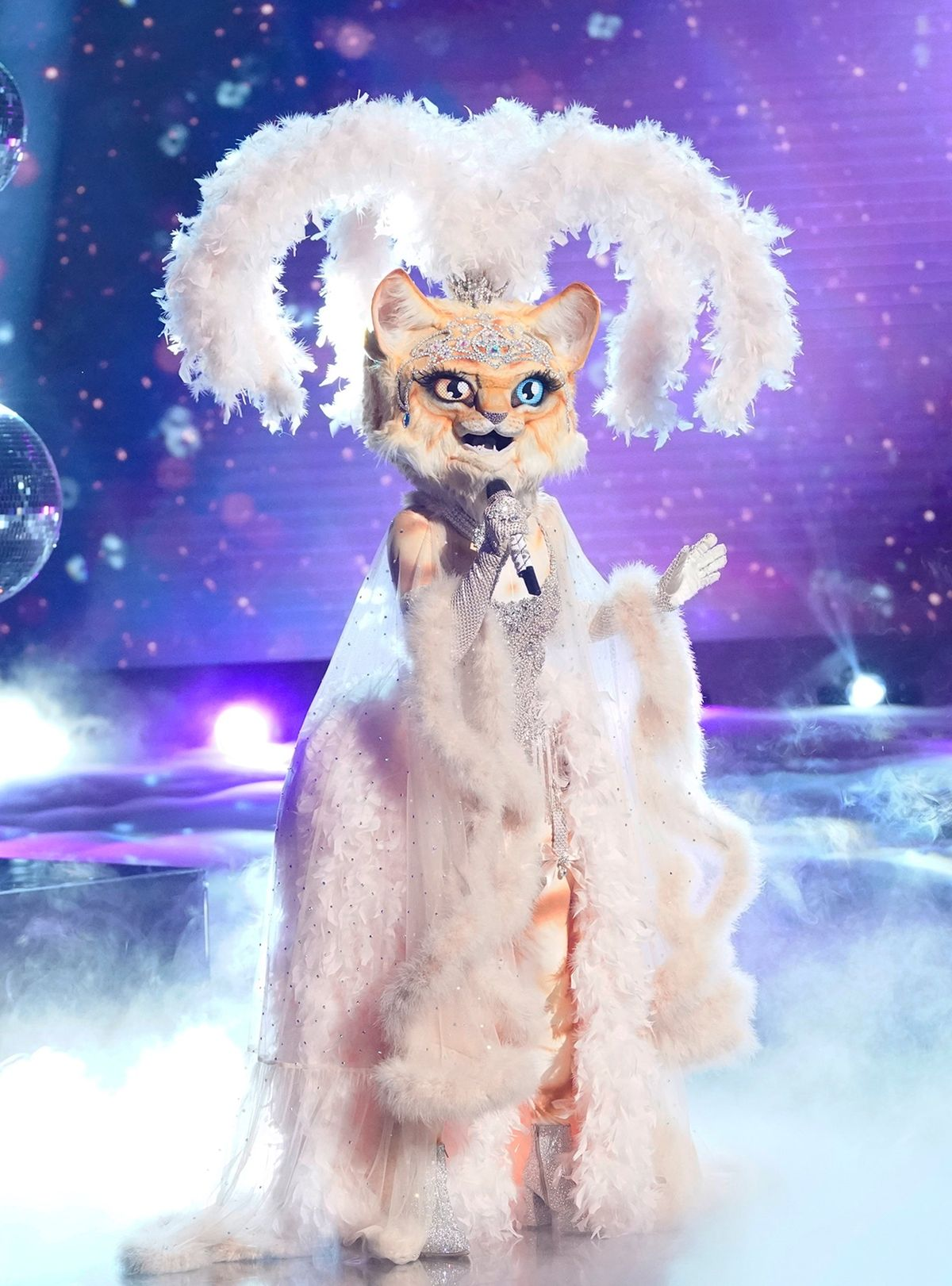 The Celeb Behind The Kitty On The Masked Singer Might Be Fooling Us All