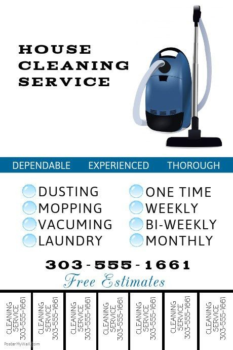 House Cleaning Flyers Examples Free Cleaning Flyer Templates By - house cleaning flyer template