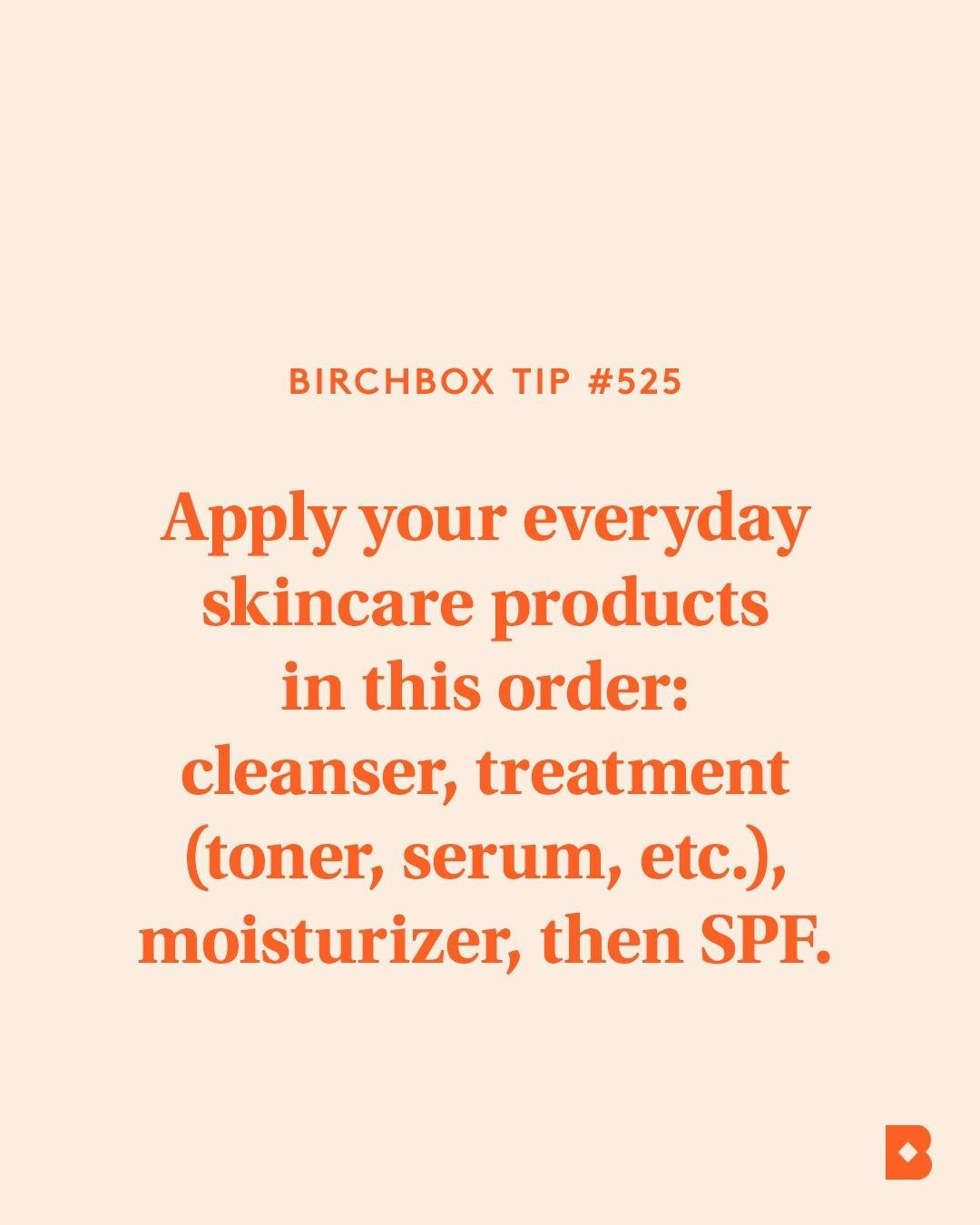 If you're ever unsure of what order to use your products in, start here. These are your #goodskincarefundamentals. This month we're talking about routines. We'll share our routines, what ingredients play well together, and we'll have some q&a sessions. Interested? Sound off below with your Qs or tips and stay tuned to our 'Routines' highlight - we'll save it all there!