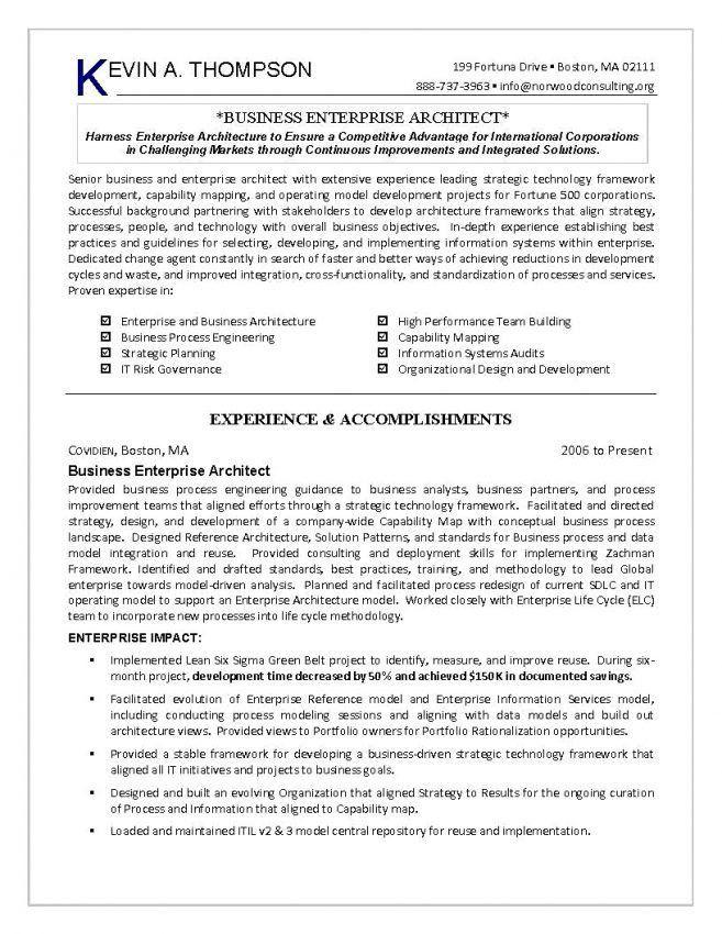 application architect sample resume architect resume sample - Application Architect Sample Resume