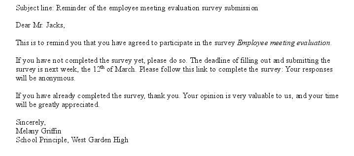 ... Survey Letter Template Sample Survey Cover Letter, 10 Church   Free Survey  Template ...
