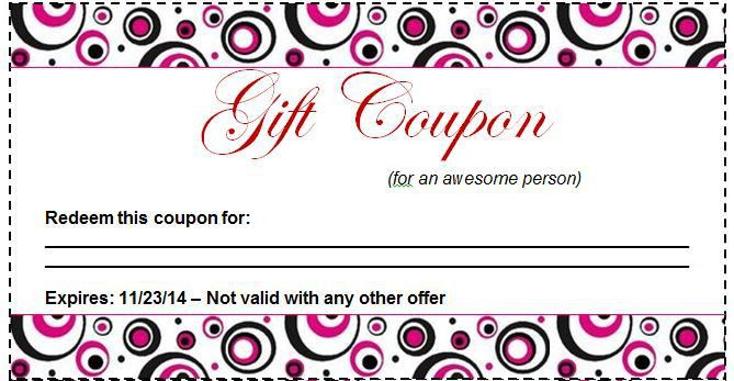 Free Coupon Template Word 21 Word Coupon Templates Free Download - free coupon template