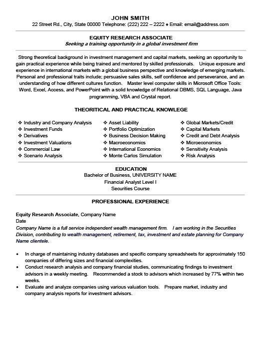 Brock lunardi clinical analyst resume - clinical analyst sample resume