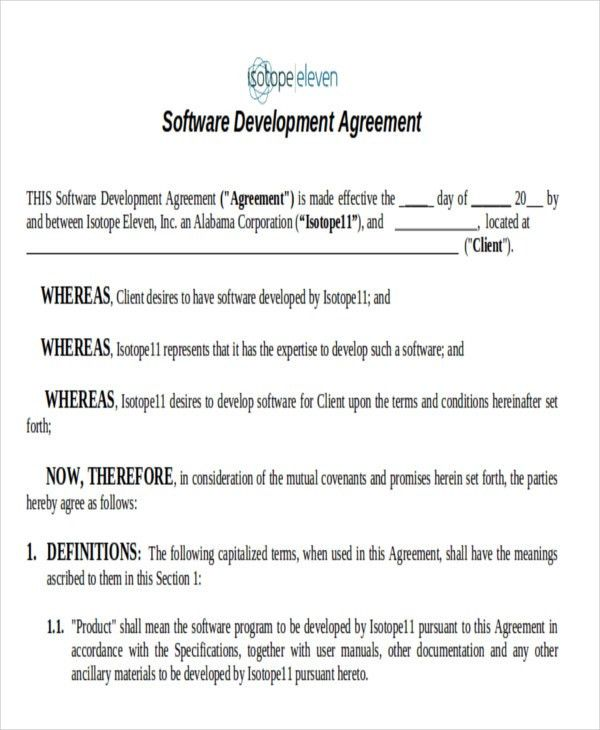 Sample Contract Agreement Independent Contractor Agreement - development contract templates