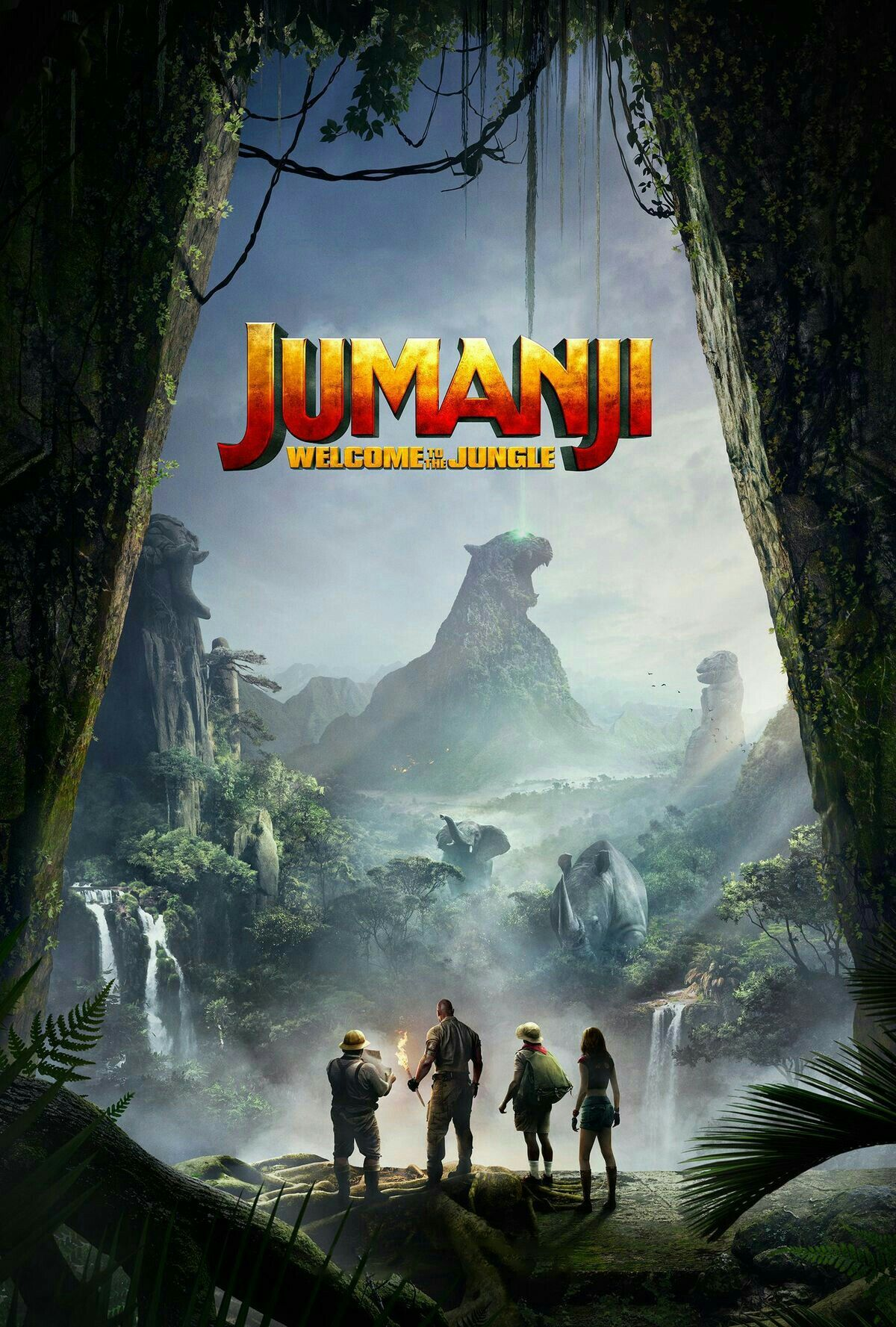 Jumanji Welcome To The Jungle 2017 De Jake Kasdan Assistir