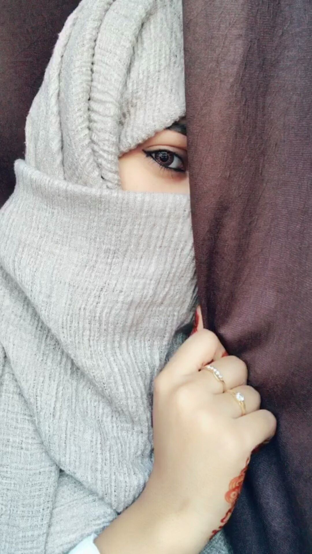 Eyes Niqab Hijab Girl Hijab Niqab Fashion