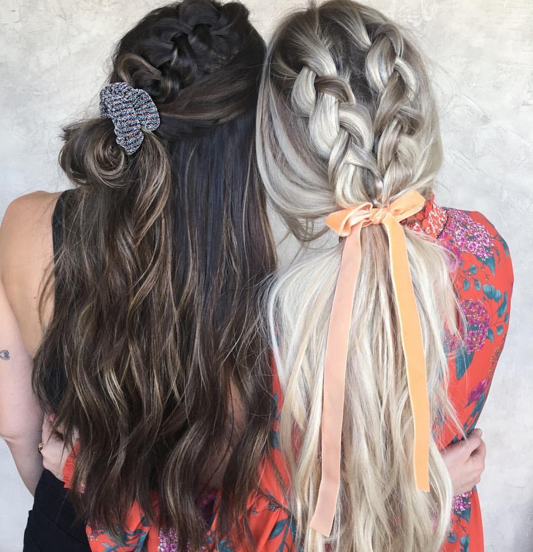 Chrissy Rasmussen (hairby_chrissy) on Somegram • Posts, Videos & Stories #somegram Braided beauties  @tiarachel91 @kendy.du