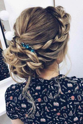 "21 Unique Braided Bun Hairstyles For Every Occasion <a class=""pintag"" href=""/explore/Braidedhairstyles/"" title=""#Braidedhairstyles explore Pinterest"">#Braidedhairstyles</a><p><a href=""http://www.homeinteriordesign.org/2018/02/short-guide-to-interior-decoration.html"">Short guide to interior decoration</a></p>"