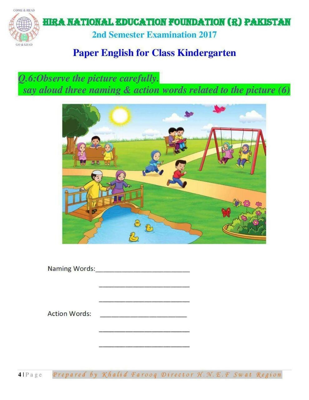 Pin By Soul On Montessori 2 English Lessons For Kids Picture Composition Kindergarten Worksheets Printable [ 1280 x 989 Pixel ]