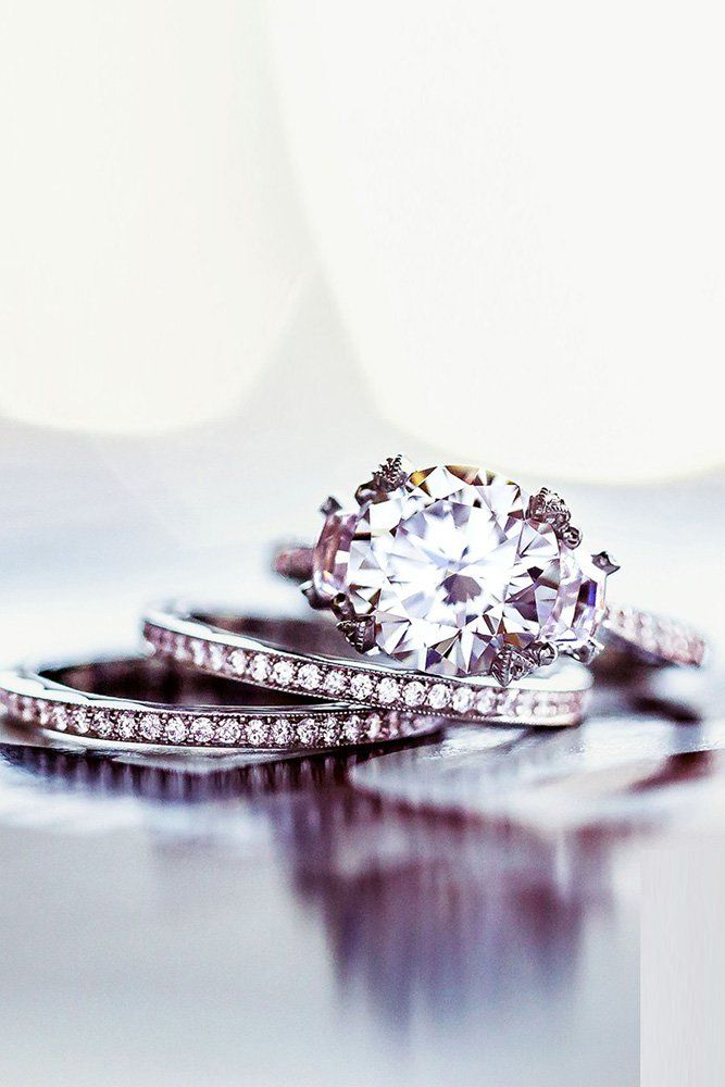 24 Tacori Engagement Rings You'll Never Forget | Wedding Forward