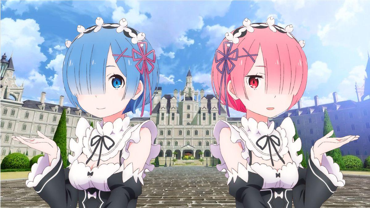 Rem Re Zero Anime Character Database