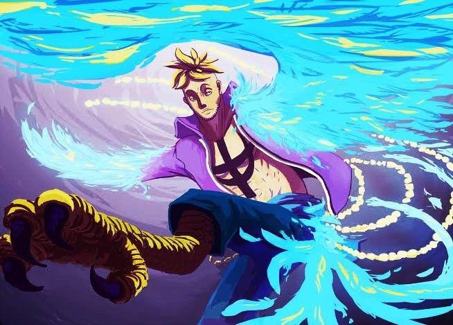 one Piece marco Return