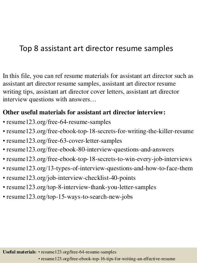 sample art director resume art director resume samples visualcv