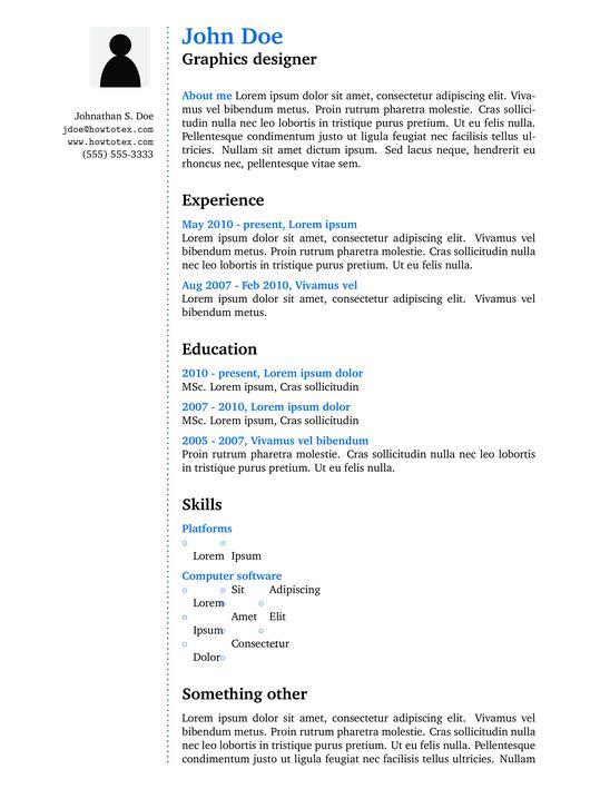 latex template resume mla resume template latex template resume