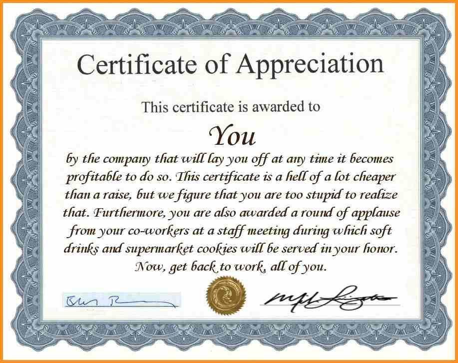 appreciation certificates wording hitecauto - certificate of appreciation words