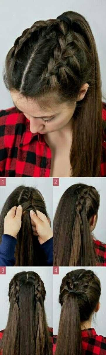 Super hair styles tumblr ponytail 59 ideas #hair